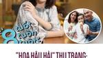 """""""Hoa hậu hài"""" Thu Trang: 'Kiếp sau tôi vẫn sẽ lấy Tiến Luật'"""
