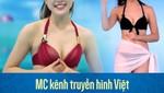 MC Việt mặc bikini dẫn World Cup, người thích, người chỉ trích