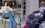 Tuy là bạn thân nhưng street style của Chi Pu và Quỳnh Anh Shyn cứ như 2 đường thẳng song song vậy