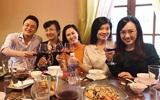 Hình ảnh đầu tiên của BTV Vân Anh sau khi nghỉ việc ở VTV