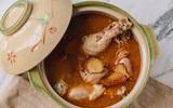 Ngày lạnh bồi bổ sức khỏe cho cả nhà với món canh gà mới lạ hấp dẫn