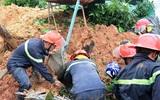 Sạt lở núi ở Nha Trang, 2 bà cháu thiệt mạng