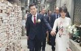 """Hôm nay, """"soái ca"""" VTV Trần Ngọc kết hôn với nữ nhiếp ảnh gia 9x xinh đẹp"""
