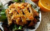 Thịt chiên giòn sốt cam ai ăn cũng sẽ phải khen ngon nức nở