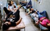 Bình Dương: 184 công nhân khó thở, co rút tay chân sau khi ăn cơm tại nơi làm việc