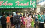 Người dân xung quanh trường Mầm Xanh: