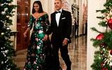 12 hình ảnh xinh đẹp cuối cùng của bà Michelle Obama trước khi rời Nhà Trắng