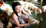 Cô nàng độc thân nuôi 91 con chó ở Sài Gòn: Chồng có thể không có, nhưng chó phải có... một đàn