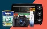 """Nhiều niềm vui mua sắm với """"App đỉnh deal hời – Tải nhanh trúng lớn"""" của Lazada"""
