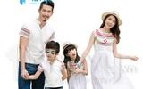 Đồng phục gia đình - những bộ trang phục gắn kết yêu thương cho mọi nhà
