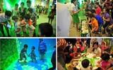"""Mẹ Việt """"trầm trồ"""" với sân chơi công nghệ dạy bé cách chải răng hoàn toàn mới"""