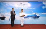Tàu cao tốc hợp kim nhôm của GreenlinesDP chính thức hạ thủy.