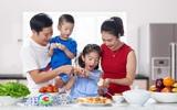 MC Thanh Thảo bật mí món ăn giúp bé tận hưởng trọn vẹn niềm vui gia đình