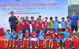 Lotteria Cup khu vực Cần Thơ: Sân chơi bóng đá bổ ích cho trẻ em