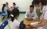 MobiFone đồng hành cùng doanh nghiệp tổ chức khám bệnh miễn phí cho công nhân