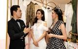 MC Phan Anh, HH Mỹ Linh dự lễ ra mắt trung tâm thời trang làm đẹp độc đáo của HH Kim Nguyễn