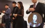 Hình ảnh hiếm hoi của Kim Tae Hee xuất hiện dịp đầu năm