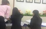 """Vụ cô giáo mầm non bị tố dội nước lên đầu học sinh: """"Nếu có sai phạm chúng tôi sẽ nhờ công an"""""""