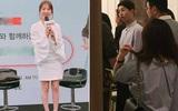 """Song Hye Kyo """"bánh bèo"""" tham gia sự kiện, Song Joong Ki vui vẻ đi dự đám cưới"""