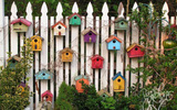 19 ý tưởng trang trí hàng rào theo những phong cách vô cùng khác lạ