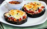 Pizza cà tím: Làm cực dễ, ăn vừa ngon lại lạ miệng và không lo tăng cân