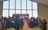 """Hình ảnh đám cưới ấm áp của nữ diễn viên """"Dong Yi"""""""