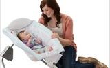 Đây chính xác là chiếc ghế rung hoàn hảo, đáng túi tiền nhất mẹ cần mua cho bé
