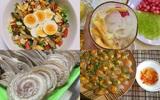 Xếp hạng món ăn đình đám được cộng đồng mạng yêu thích nhất trong tuần
