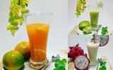 5 loại nước ép trái cây thơm ngon, bổ dưỡng ngày hè không thể bỏ qua