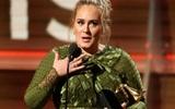 Chỉ cần xuất hiện là Adele càn quét hết các giải thưởng của Grammy 2017