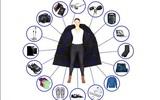 Chiếc áo khoác đặc biệt có thể chứa 15kg hành lý cùng một lúc