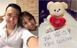 """Món quà Valentine """"bá đạo"""" Trấn Thành dành tặng Hari Won"""