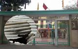 Hà Nội: Nam học sinh lớp 4 rơi từ tầng 3 xuống đất trong giờ ra chơi vì cố với quả cầu