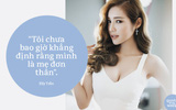 Elly Trần chưa bao giờ nhận mình là mẹ đơn thân; Hồ Ngọc Hà không cần là tình nhân của Cường Đôla