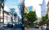 Ngắm Sài Gòn từ những góc phố trăm năm tuổi chẳng đổi thay