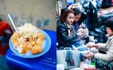 Giữa phố đồ ăn Tây hiện đại đông đúc, vẫn tồn tại một hàng cháo ruốc truyền thống cực ngon