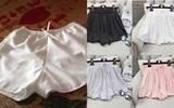 Mua online quần bánh bèo xếp ly vải nhún, cô nàng nhận về quần ngủ, đã thế còn bị chém giá cao