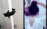 Nếu xa chồng mấy hôm, về nhà thấy kẹp tóc đàn bà lạ xuất hiện trong phòng tắm, bạn sẽ nghĩ gì?
