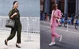 Người mặc suit cá tính, người diện đồ cả cây là những điểm sáng nhất của street style châu Á tuần qua