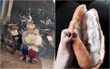 Bí mật cảm động về người ông quá cố đằng sau món bánh mì kẹp kem bao người chê kỳ quặc