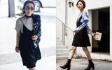 Quý cô châu Á biến hóa linh hoạt bằng cách mix đồ nhiều lớp trong street style tuần này