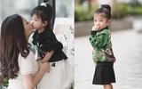 Bé Ella: cô nhóc 2 tuổi với phong cách
