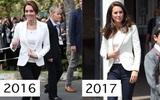 Lôi đồ cũ đã mặc từ 6 năm trước để diện lại nhưng công nương Kate vẫn vô cùng xinh đẹp và thời thượng