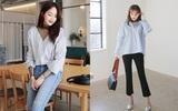 Điểm qua một vài cách diện đồ hay ho với cặp đôi kinh điển: quần jeans và sơmi