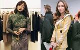 Những ồn ào quanh chuyện phong cách của người đẹp Việt khi dự show thời trang quốc tế