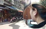 Vụ cô gái bị lột áo trên phố Hàng Mã: