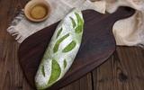 Bánh mì trà xanh thơm mềm cực lạ ăn sáng quá lý tưởng