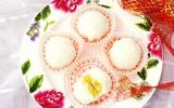 Khám phá sự tinh tế của ẩm thực Nhật với bánh mochi nhân dứa chua dịu tuyệt ngon