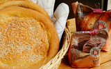 Bánh mỳ vừng trắng thơm bùi hấp dẫn