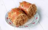 Chủ Nhật rảnh rỗi làm ngay bánh mỳ chà bông mời cả nhà ăn sáng nào!